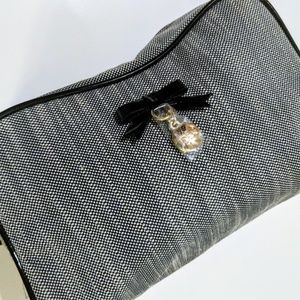 DIOR Black/White Multi Functional Carrying Case